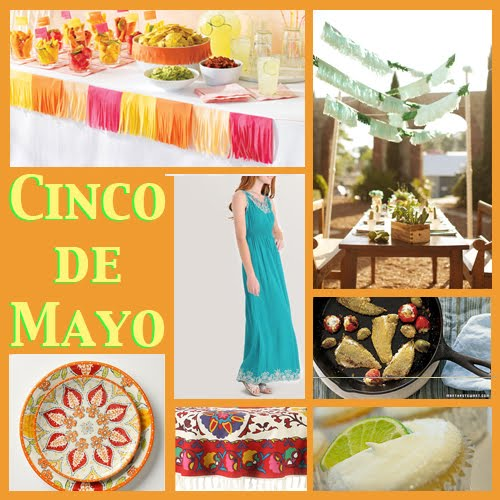 Quick Inspiration for Cinco De Mayo!