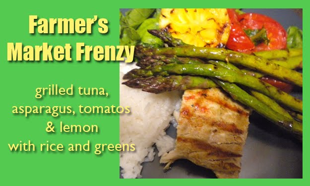 Monday Menu Madness: Farmer's Market Frenzy
