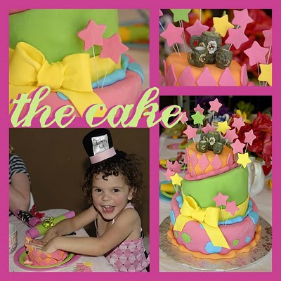 Real Party: Mad Tea Party Birthday