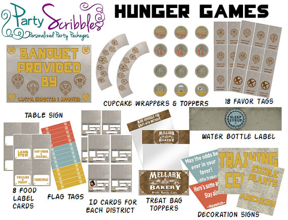 {Giveaway} $25 to Party Scribbles