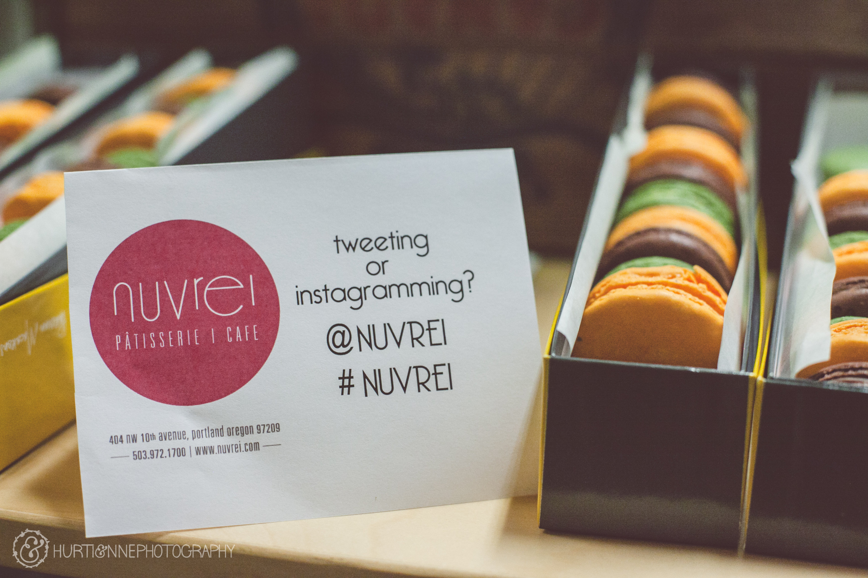 Nuvrei Patisserie & Cafe