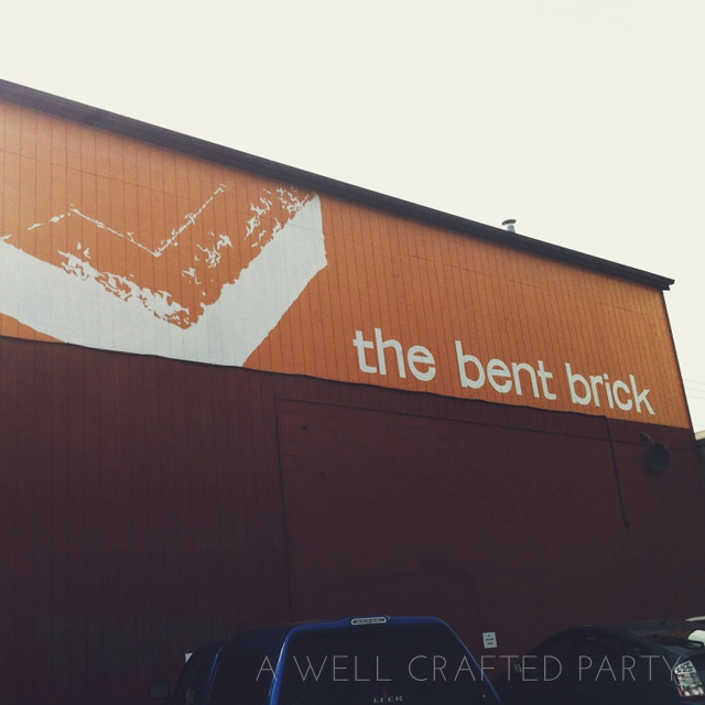 Happy Hour at The Bent Brick