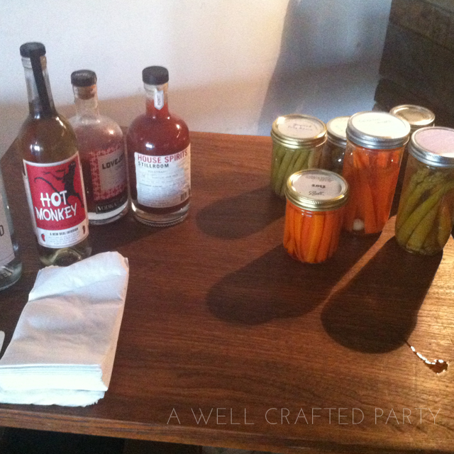 Portland Preservation Society and Pickled Asparagus Recipe