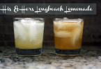 HIs & Hers Longbeach Lemonade Cocktail Recipes