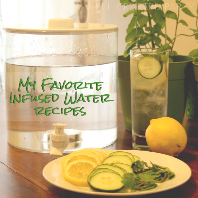 Making Water More Refreshing with Naturally Flavored Water