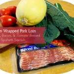 Bacon Wrapped Pork Loin // A Well Crafted Party