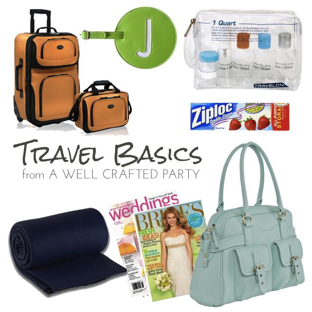 travel basics