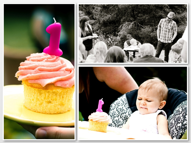 First Birthday Details