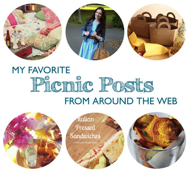 Picnic Week: Favorite Picnic Posts Round Up