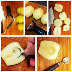 Kitchen Tip: Easy Pear Prep