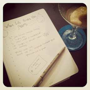 Cocktail Recipe: When Life Gives You Pears