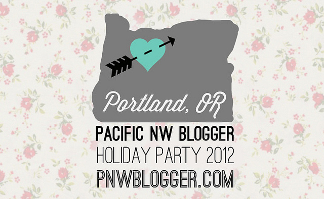 PNW Holiday Blogger Meet-Up is Today!