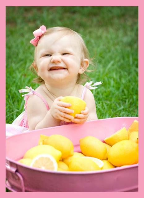 Sneak Peek: Pink Lemonade First Birthday