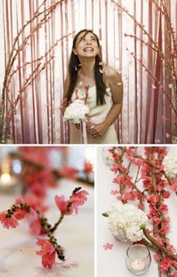 {DIY} Cherry Blossom Confetti