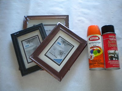 DIY: Two fun uses for picture frames