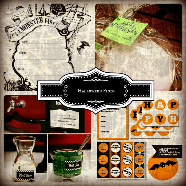 Friday Finds: Halloween Goodies