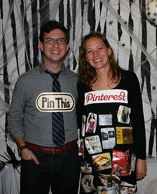 Quick Costume Idea: Pinterest