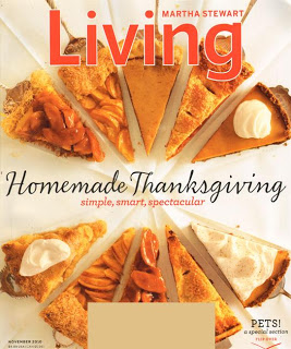 Friday Finds: Thanksgiving Inspiration via Magazines