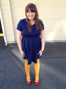 Outfit Post: Crayola Inspired