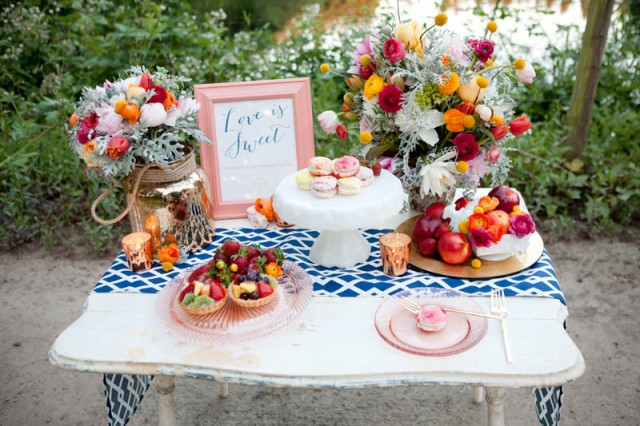 Styled Dessert Table
