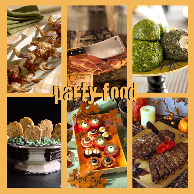 Friday Finds: Halloween Recipes