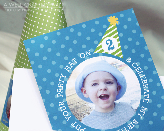 Featured on Tiny Prints: Welcome to Twosville Birthday Party