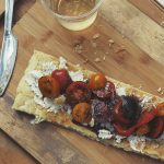 Tomato and Herbed Goat Cheese Pastry Recipe