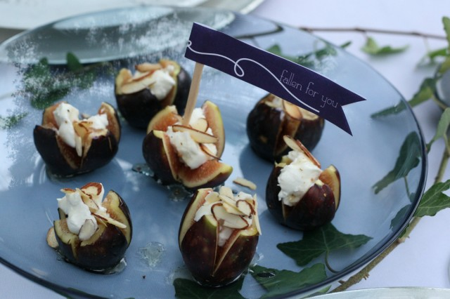 Fancy Fig Recipe by A Well Crafted Party and Featured on Live the Fancy Life