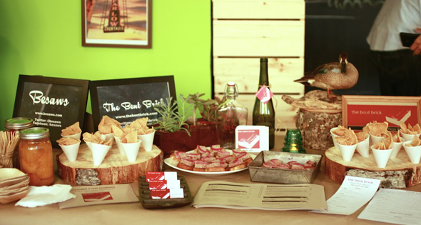 Holiday Mingle Pt One: Food in Portland