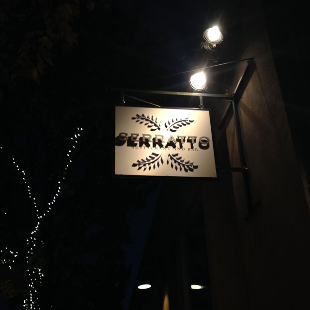 Great Date Night Dinner in Portland: Serratto Restaurant and Bar