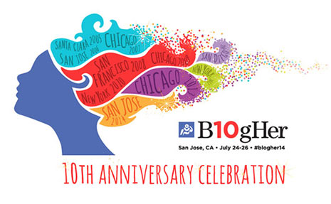Bring your blog to the next level with a blogging conference & BlogHer '14!