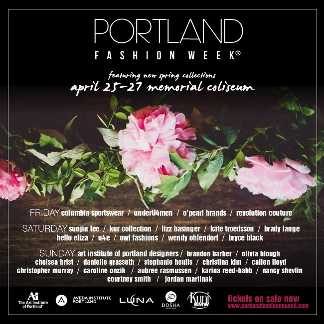 Portland Fashion Week: Spring Edition