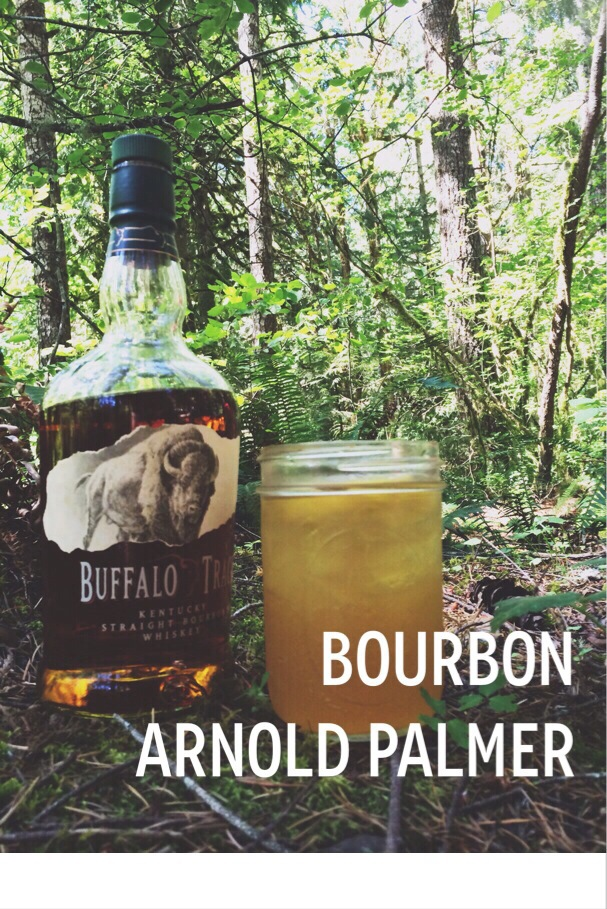 Saturday Spirits: Spiked Arnold Palmer (Perfect Camping Beverage)
