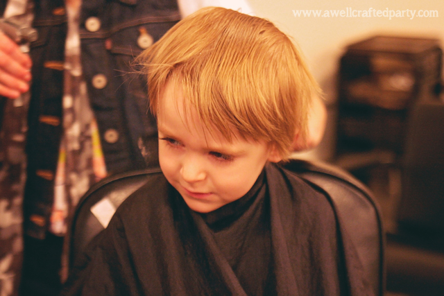 Toddler Style: Hair Cut