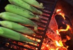 Fire roasted Corn via A Well Crafted Party