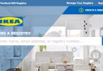 Ikea registry