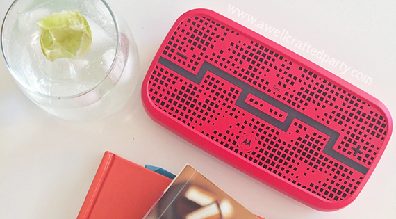 Giveaway: Sol Republic DECK Wireless Speaker