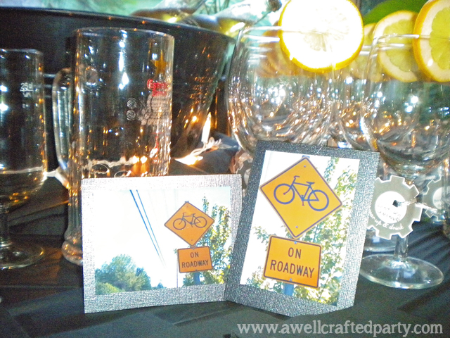 From the Archives: Bike Party // A Well Crafted Party