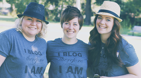 Snapshots: Portland Bloggers' Website Has New Look!