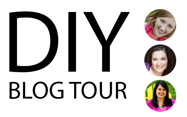 DIY BLog Tour - Favorite DIY Bloggers // A Well Crafted Party
