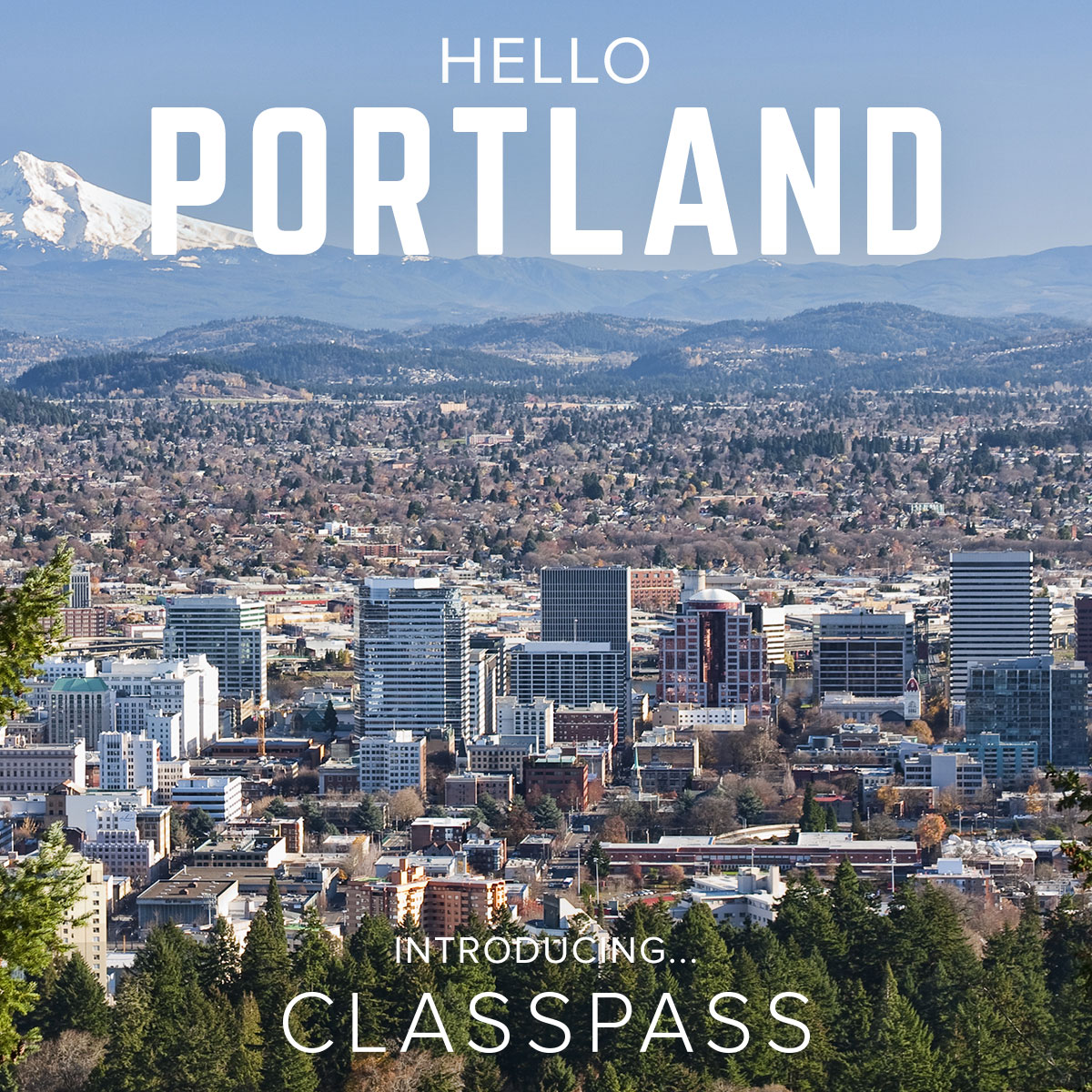 ClassPass has launched in Portland!