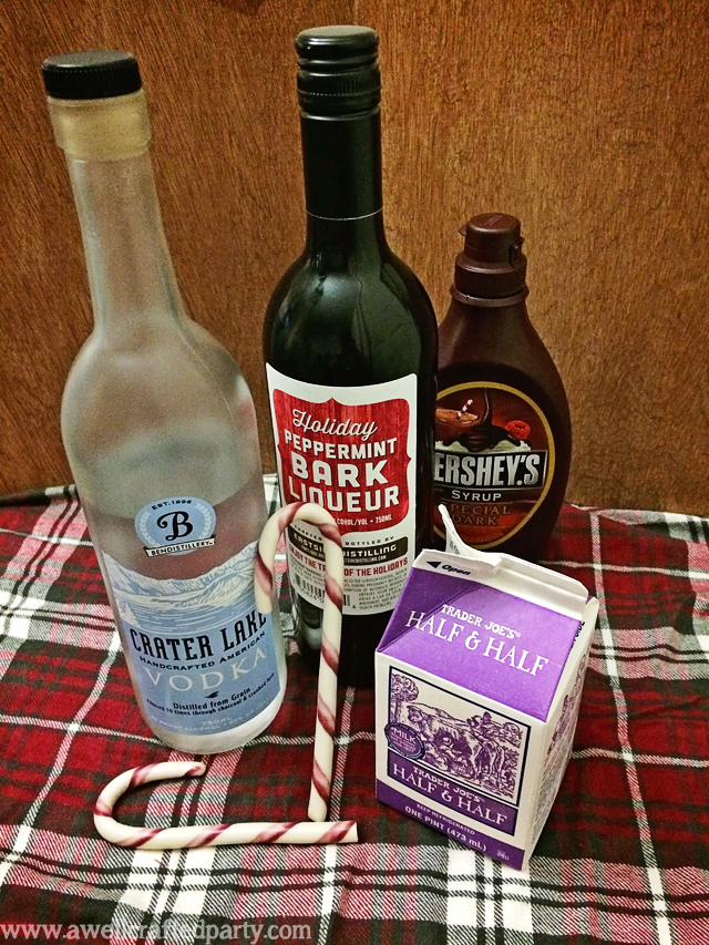 Saturday Spirits: Chocolate Peppermint Martini