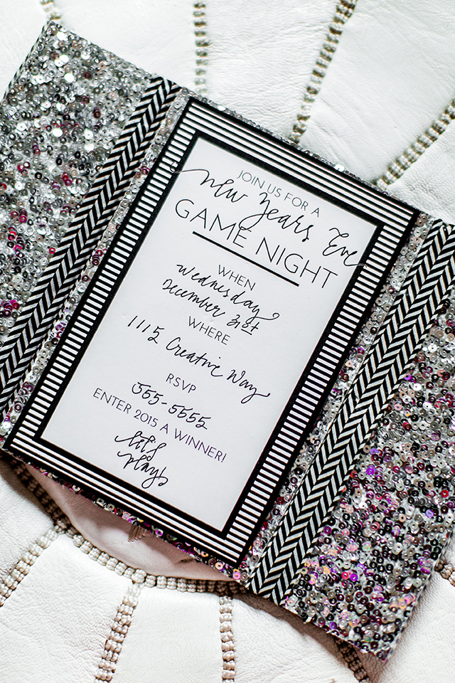 Classic NYE Game Night + Free Printables