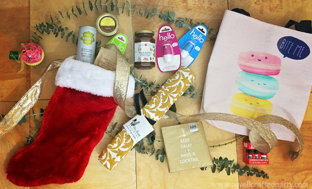 Stocking Stuffer Gift Ideas for Foodies // A Well Crafted Party