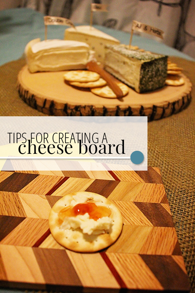 Easy Entertaining with a Cheese Platter