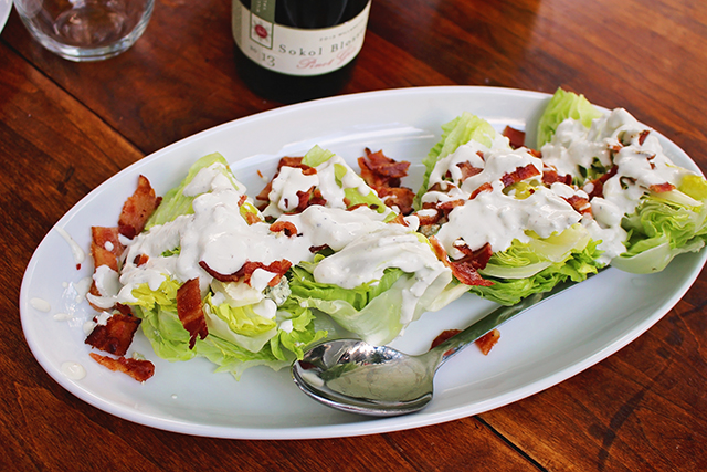 Easy Dinner Side: Classic Wedge Salad