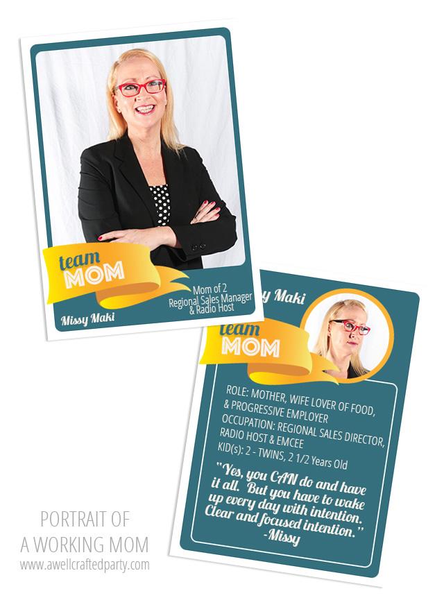 Working Moms: Radio Host, Regional Sales Director & Mother of Twins
