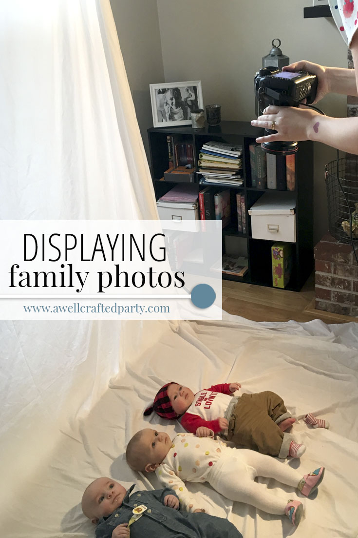 Tips for Displaying Family Photos