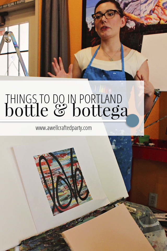 Things to do in Portland: Bottle and Bottega