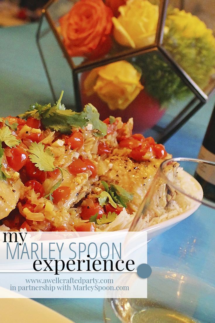 Easy Weeknight Dinner with Marley Spoon